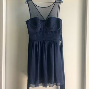 Blue BCBG Minidress